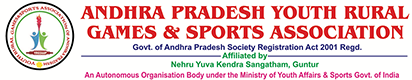 ANDHRA PRADESH YOUTH RURAL GAMES & SPORTS ASSOCIATION